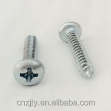 furniture assembly hardware self tapping screw