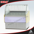 Commercial Ice Cream Display Freezer/Freezer For Ice Cream/Upright Ice Cream Display Freezer