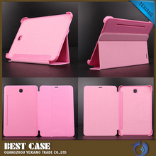 flip cover case for samsung galaxy tab 3 7.0 leather case smart cover stand function