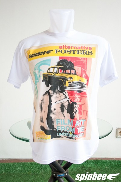 Large Prints Graphic Tees