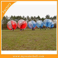 Human Inflatable Bumper / Bubble Ball !!! 2016