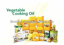 OKI BRAND PURE VEGETABLE COOKING OIL
