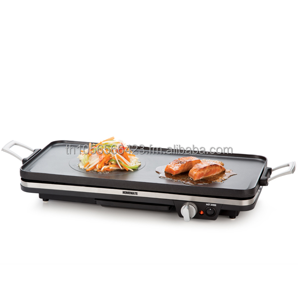 Electric Hot Zone Griddle