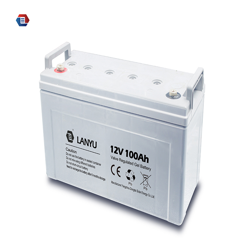 12v battery enersys battery 12v 100AH sealed front access battery