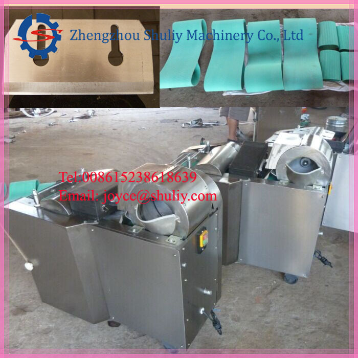 industrial vegetable cutting machine / Professional vegetable slicing machine / potato cutting machine