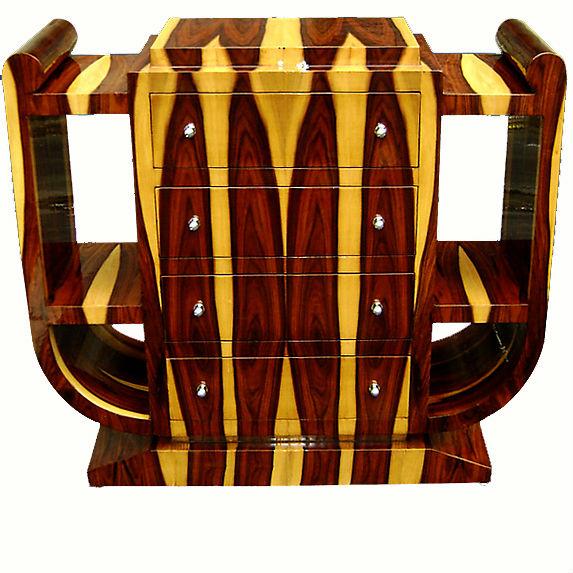 Art deco mobili armadietto di legno id prodotto 136322814 - Mobili art deco ...