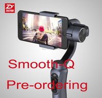 Zhiyun Smooth Q 3 axle Handheld Gimbal for all Smart Phones