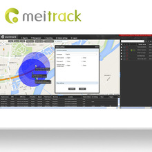 Meitrack gps vehicle tracking system for Fleet Management
