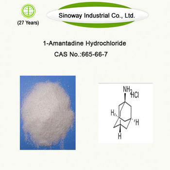 GMP Manufacturer Amantadine Hcl