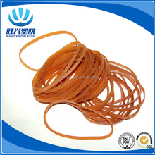 wholesale 100%natural rubber elastic heat resistance rubber bands