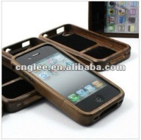 wood case for iphone 4