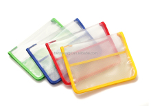 Wholesale School or Office PVC Zipper Bag to keep all you essentials