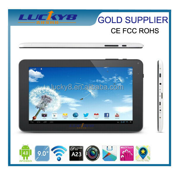 Cheapest 9 inch Android 4.4 Tablet PC made in china competitive price tablet pc