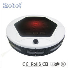 Intelligent floor mopping robot with humanized design