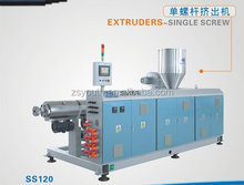 wood plastic composite profile extrusion machine