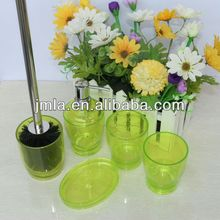 China Hot Fashion 6pc Bathroom Set
