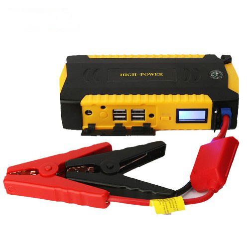 TM19B Emergency 69800mAh 12V Mini Multi-function Portable Car Jump Starter
