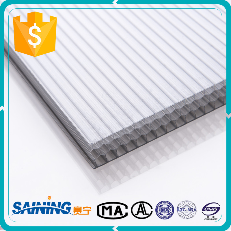 New Building Material Plastic Honeycomb Core