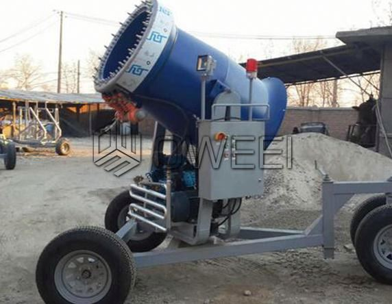 New Style CE Approved Snow Ice Making Machine