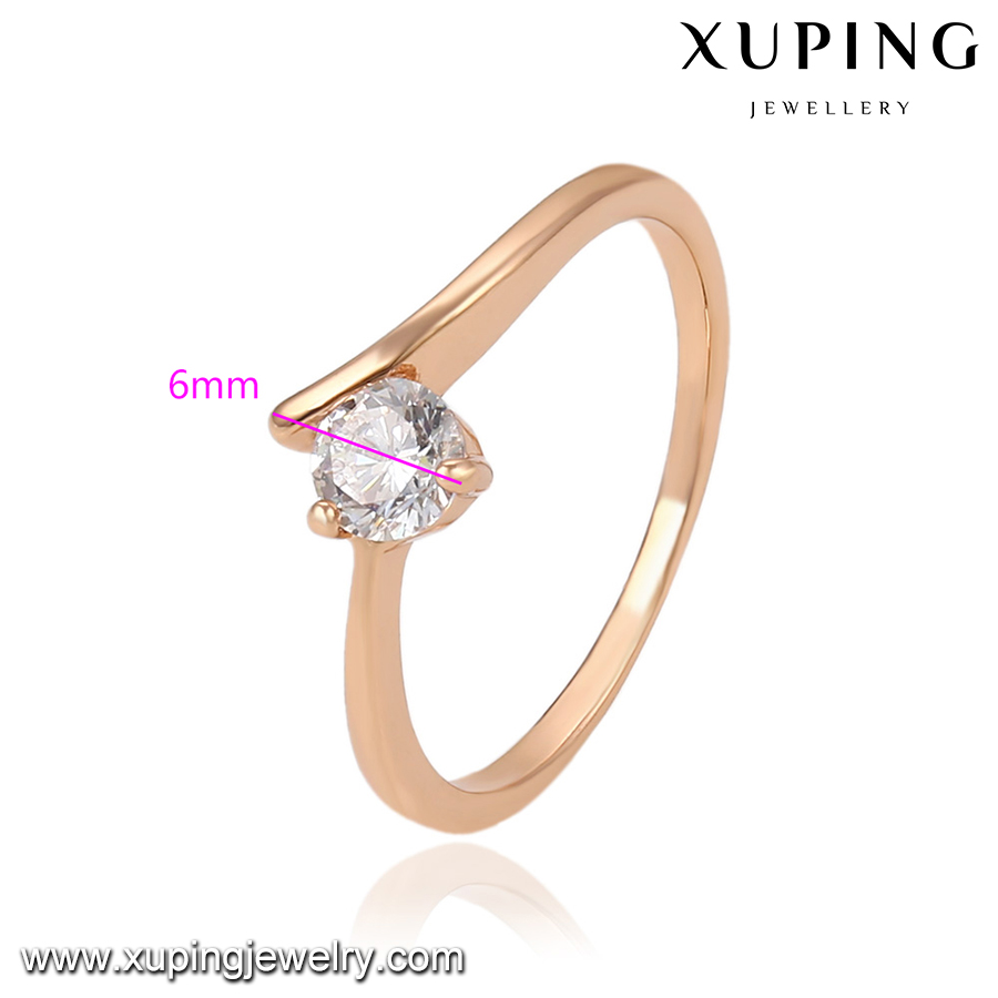 13804 African Jewelry Wedding Gold Ring For Sale