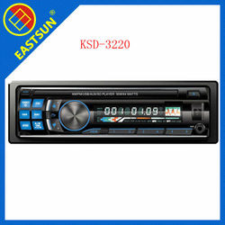 EASTSUN KSD-3220 Single Din In Dash Car DVD Player CD Player MP3 Player USB SD Card Supported Detachable Panel Vehicle Auto