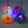 Approval Crystal Bouncing Transparent 6.5 Cm Magic Ball for Kids