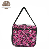Cheap Price Wholesale Fashionable Student Messenger Bag