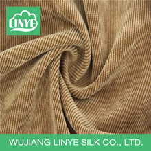 China supplier dobby corduroy fabric, sofa cover fabric, home decoration