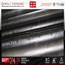 Cold Rolled / Cold Drawn 4140 4130 alloy steel seamless pipe
