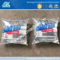 Beverage Bag Pakaging Film With Nine PVC Film You Can To Believe