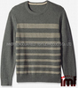 China Factory Mens Fashion Pullover Round Neck Cashmere Sweater