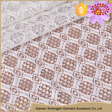 Chinese guipure dress making material different types of lace fabric