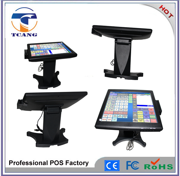 2016 newest design 17inch touch monitor