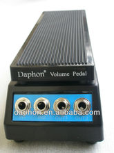 Daphon guitar effects pedal--DF1511A volume pedal