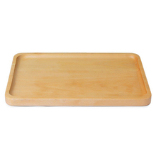 High Quality Wood Tray, Black Walnut Pieced, Rectangular, Serving platter ,15.3 x 11.4 Inches