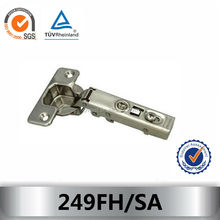 249FH/SA stainless steel 105 degree double action spring hinge