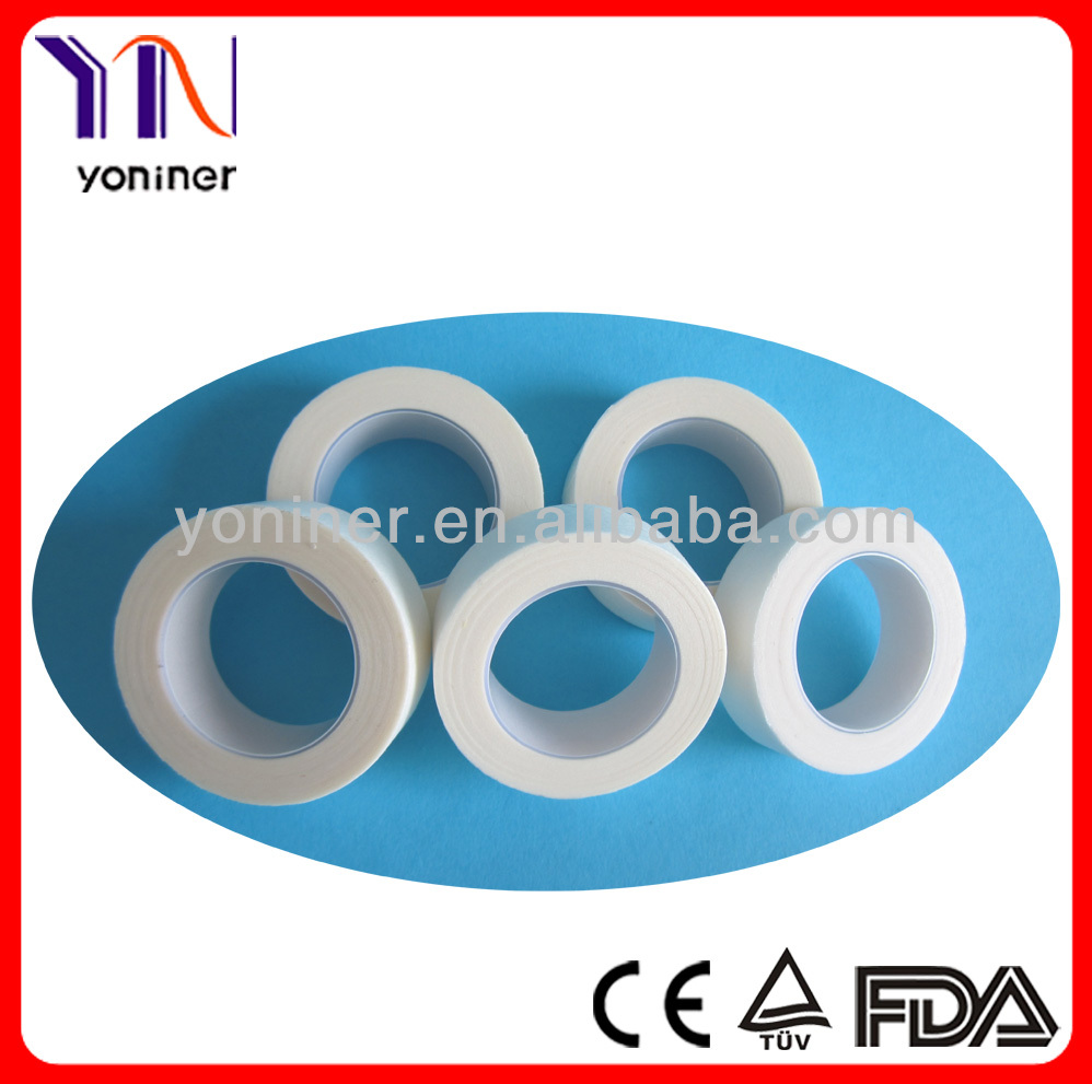 Micropore Medical Adhesive Tape Paper Tape 3m CE FDA Certificate manufacturer