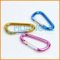 Fashion High Quality steel material strong carabiner hook for climbing