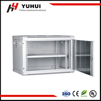 4u 6u 9u 12u 19 inch Wall Mount Network Cabinet server rack