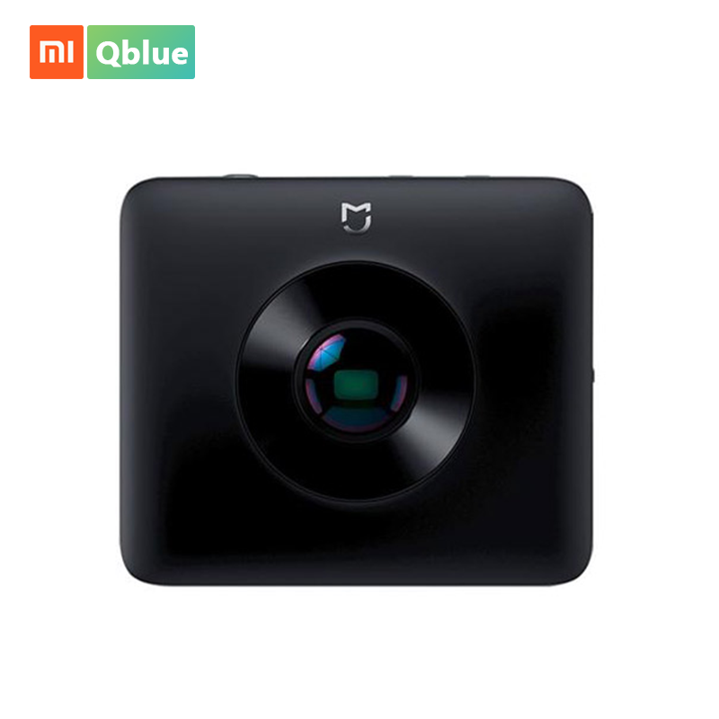 Mijia Panorâmica Câmera De Vídeo De Segurança Sem Fio 6-Axis Câmera Anti-shake Inglês App Mi Esfera VR - ANKUX Tech Co., Ltd