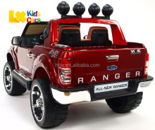 Ford ranger licensed model kids 12V ride toy electric car with remote control