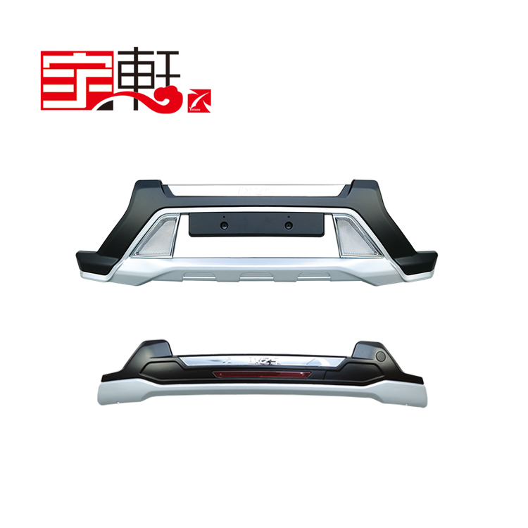 Front rear bumper guard for Hyundai ix25 creta