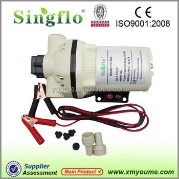 Singflo hot sale 220V AC urea micro pumps for IBC system