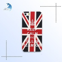 Hot sale waterproof durable plastic cell phone cover with printing