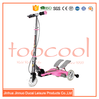 Space folding scooter for kids WG01