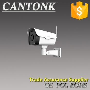 Cantonk Hot Selling 300M HD Outdoor Wifi Wireless IP Bullet Camera