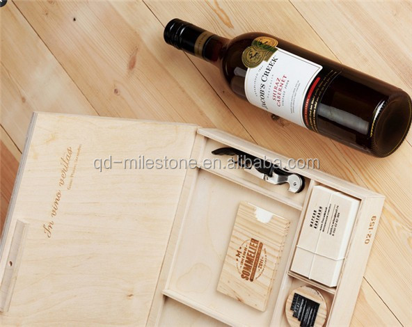 gift boxes for wine glasses customized