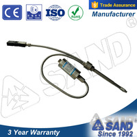 High temperature melt pressure sensors transducers transmitters