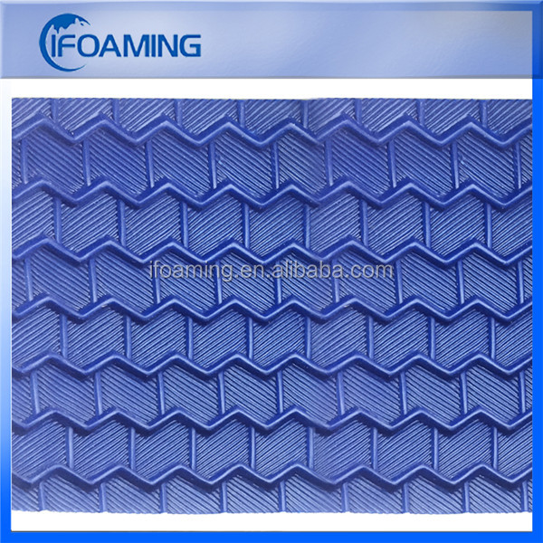 Guangdong High Density Anti Slip Durable Rubber Foam Shoe Sole Sheet