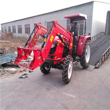 4WD 40HP Tractor Front End Loader Snow Blade